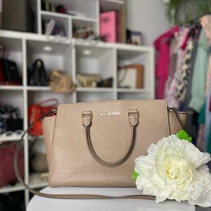 Preloved Michael Kors Selma handbag